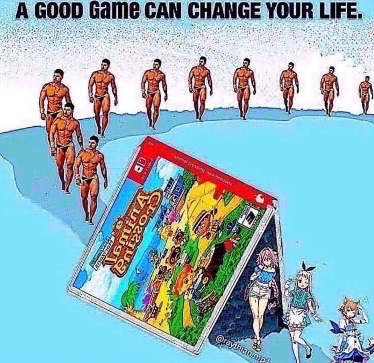 Un Buen Juego Te Puede Cambiar La Vida